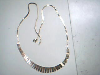 Gold Chain 14K Tri-color Gold 9.7g
