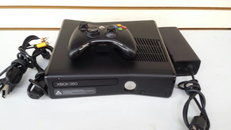 Microsoft Xbox 360 Slim 250GB Console