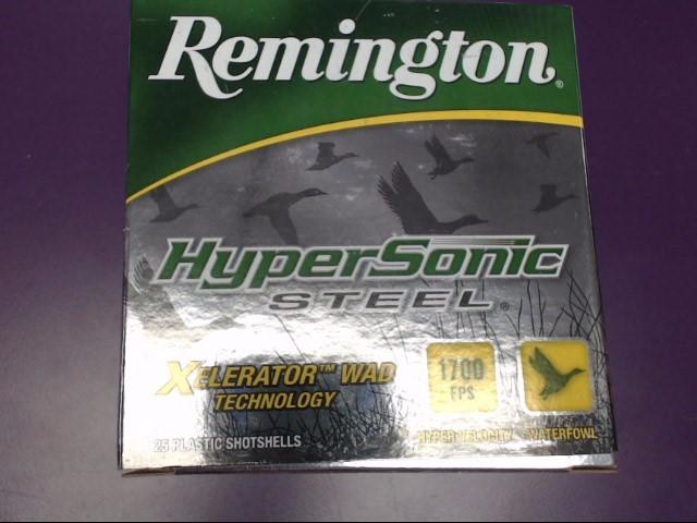 "Remington - Hypersonic Steel - 12 GA - 3"" - #2"