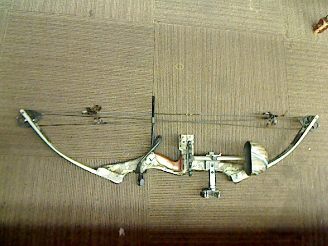 DARTON LIGHTNING COMPOUND BOW