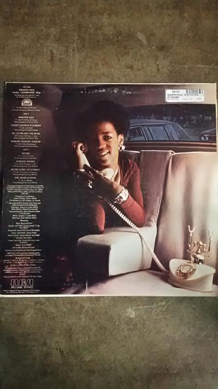 "Smooth Talk Evelyn ""Champagne"" King Vinyl"
