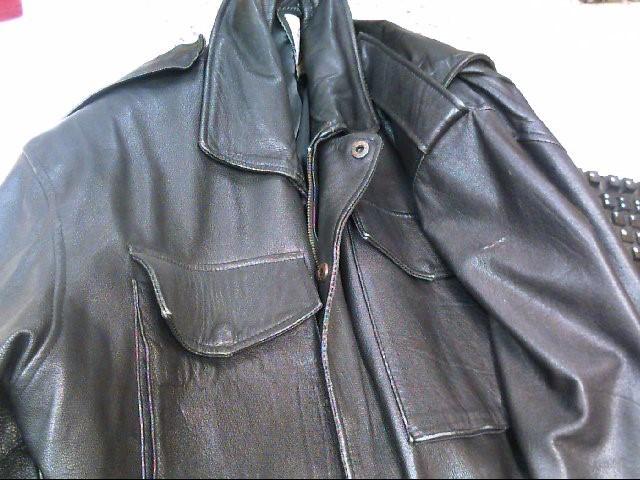 WILLABEE & WARD Clothing LEATHER COAT