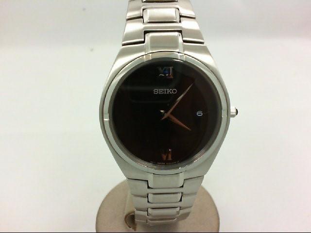 SEIKO Gent's Wristwatch 7N39