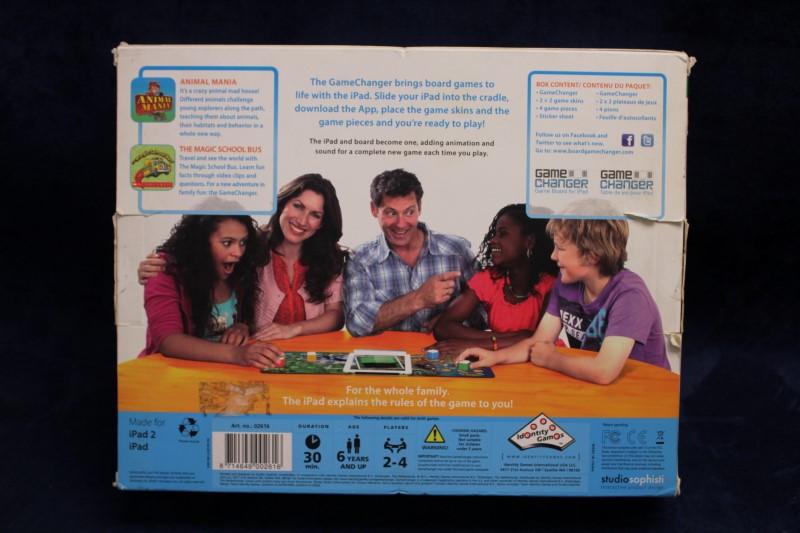 STUDIO SOPHISTI GAME CHANGER GAME BOARD FOR IPAD