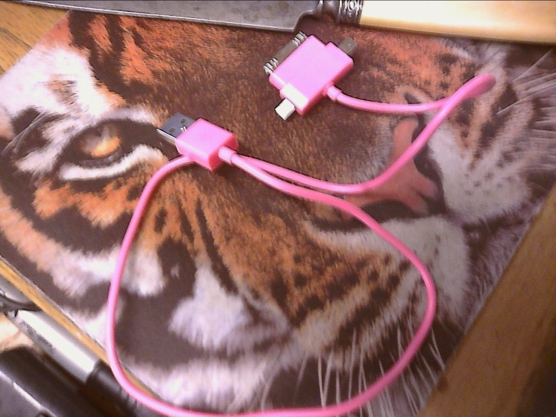 Cell Phone Accessory IPOD CORD