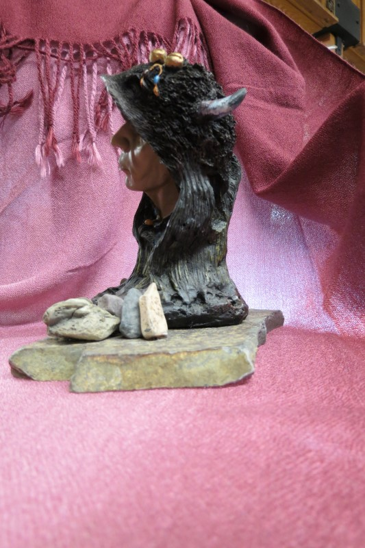 Collectible Plate/Figurine