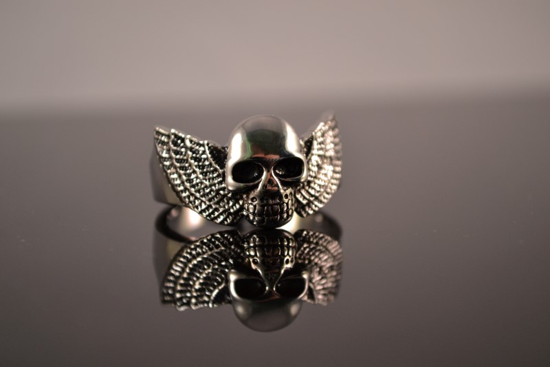 Gent's Ring Silver Stainless 8.2g