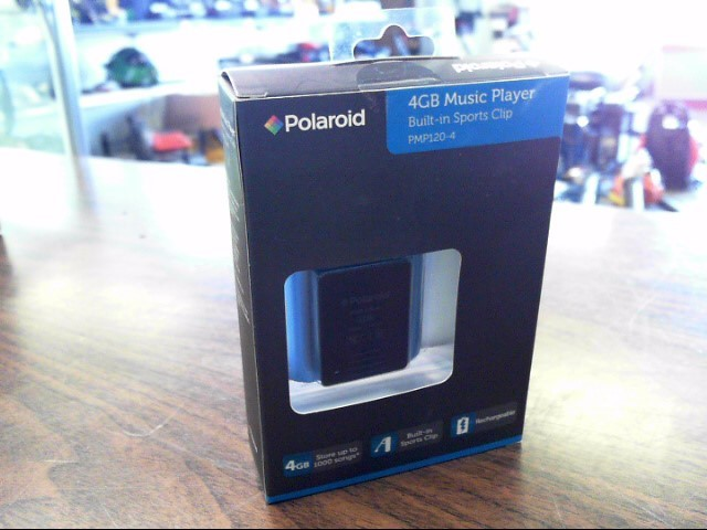 POLAROID MP3 PMP120-4