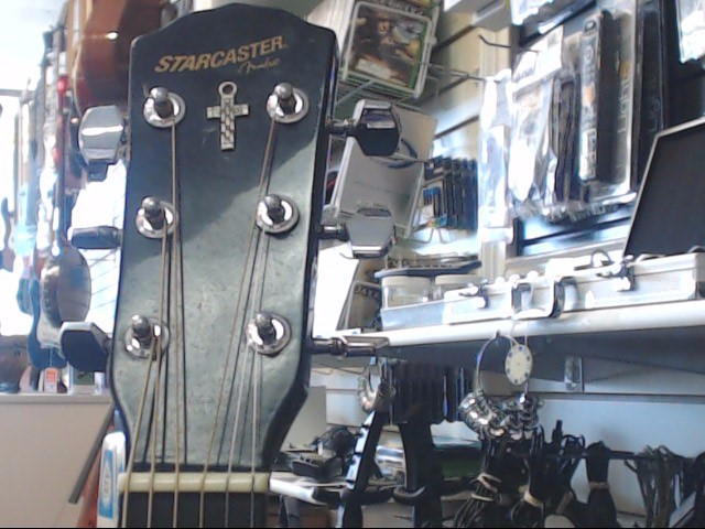 fender acoustic guitar starcaster 0910104121 good buya. Black Bedroom Furniture Sets. Home Design Ideas