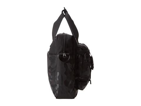 STEVE MADDEN Men's Accessory BLACK CAMO NYLON COMPUTER BAG