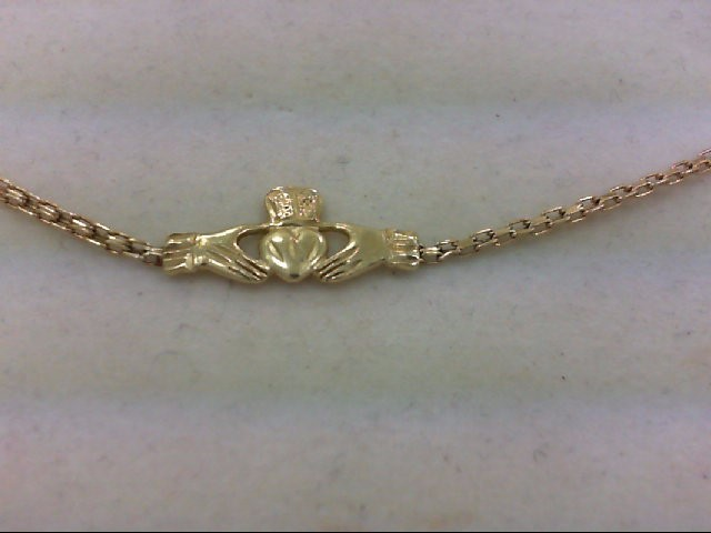 Gold Bracelet 18K Yellow Gold 2.4g