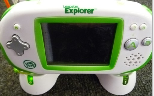 LEAPFROG TABLET  LEAPSTER W CHARGER