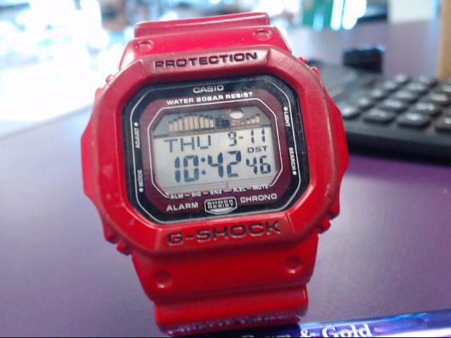 CASIO Gent's Wristwatch G-SHOCK GLX-5600