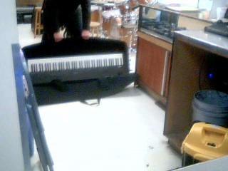 YAMAHA Keyboards/MIDI Equipment CP33