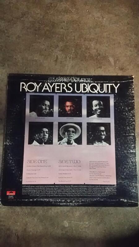 Mystic Voyage Royayers Ubiquity Vinyl