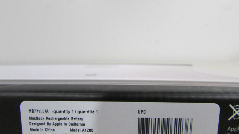 MACBOOK A1280 RECHARABLE BATTERY