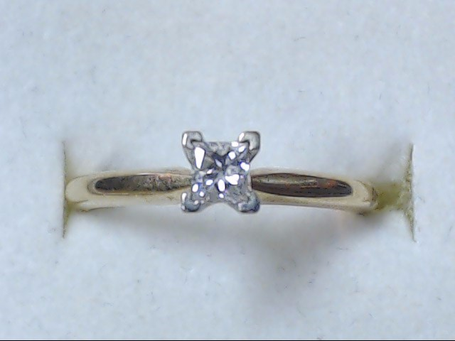 ENGAGEMENT RING JEWELRY, 14KT, 2