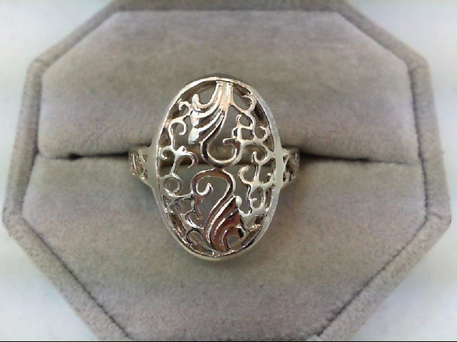 Lady's Silver Ring 925 Silver 4.5g