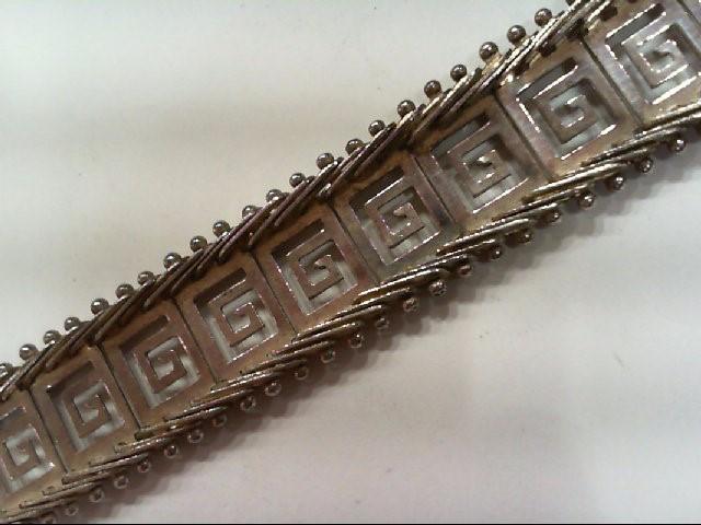 Silver Fashion Bracelet 925 Silver 13.6g