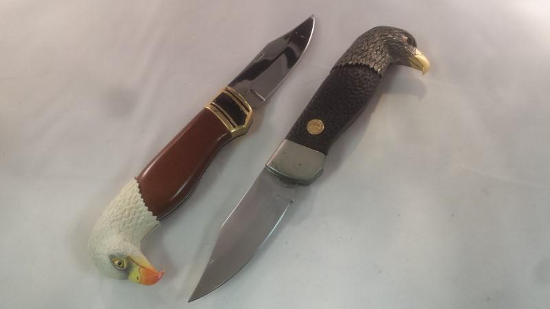 FRANKLIN MINT COLLECTORS KNIVES