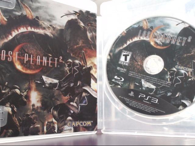 Lost Planet 2 (Sony Playstation 3, 2010) Non-Original Case!