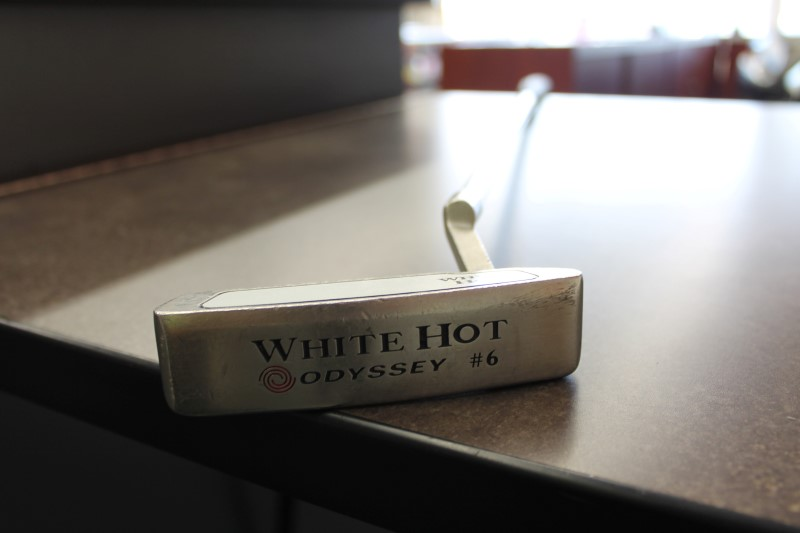 ODYSSEY Putter WHITE HOT 7