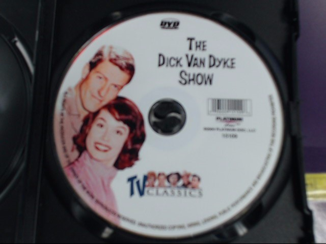 DVD BOX SET TV CLASSICS THE ANDY GRIFFITH SHOW & THE DICK VAN