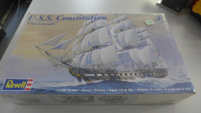 MODEL USS CONTITUTION