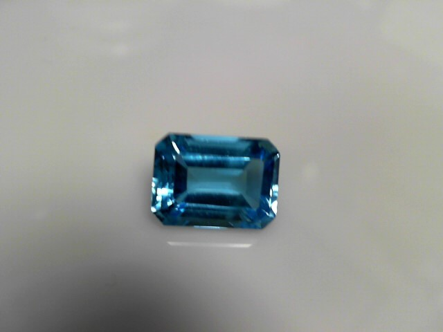 15.19cts Blue Topaz Semi Precious Stone