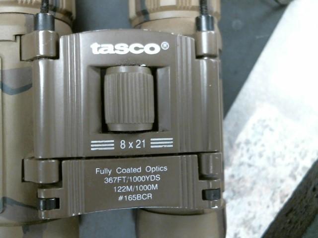 TASCO Binocular/Scope 165BCR 8X21
