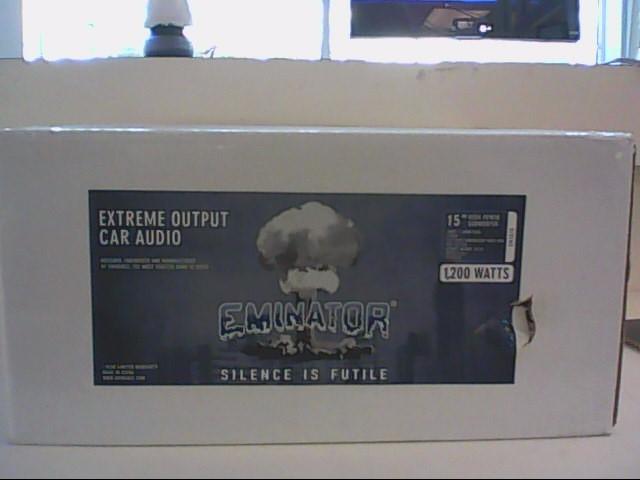 EMINENCE Speakers/Subwoofer EM2515