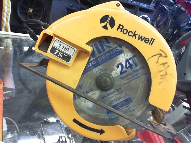 ROCKWELL Circular Saw 4500