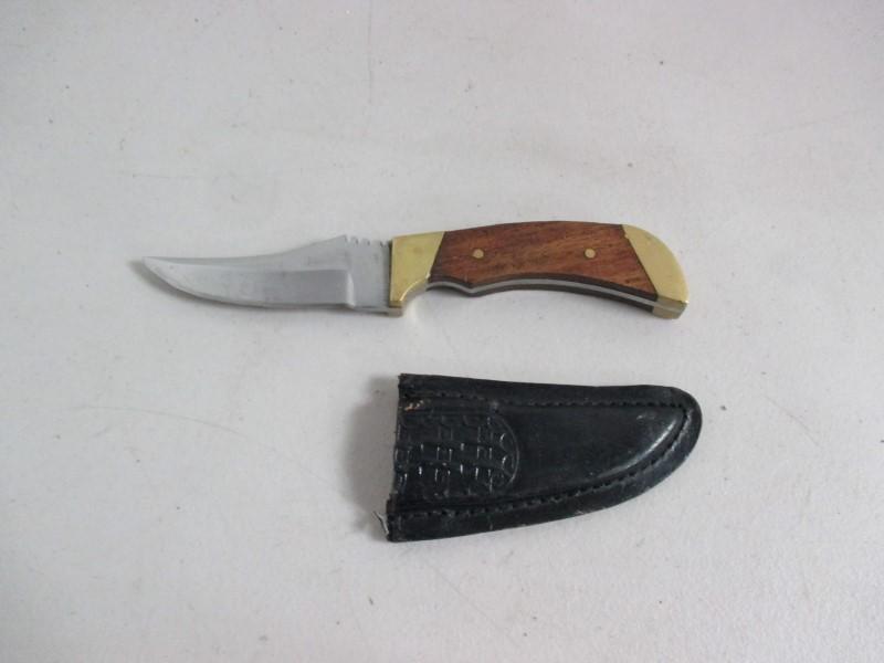 """3.5"""" Stainless Steel Pakistan Knife"""