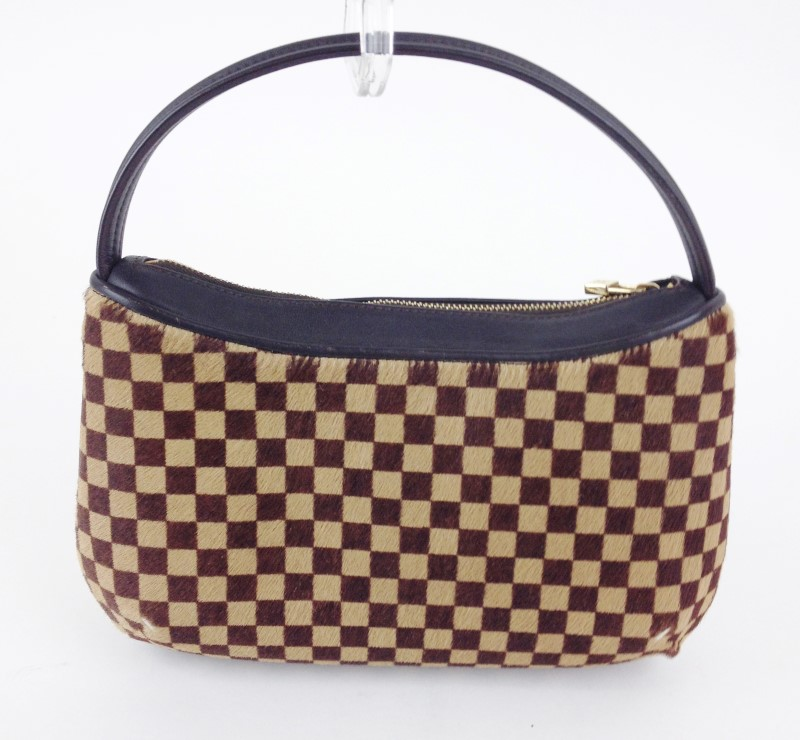 LOUIS VUITTON PONY HAIR LIMITED M92132 SAUVAGE TIGRE