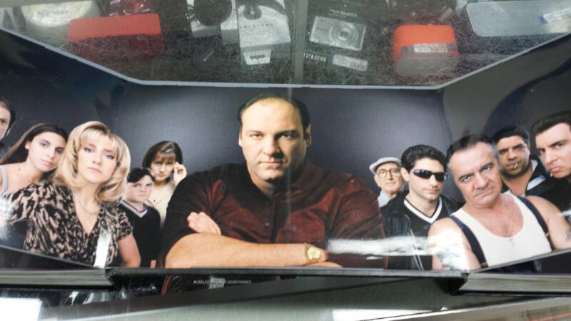 HBO DVD THE SOPRANOS - COMPLETE SERIES