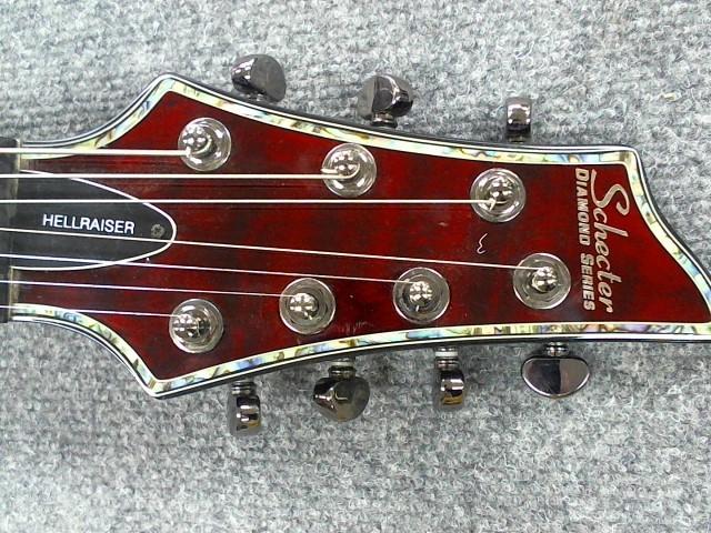 SCHECTER Electric Guitar HELLRAISER SPECIAL