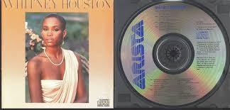 Whitney Houston ARCD 8212 on CD