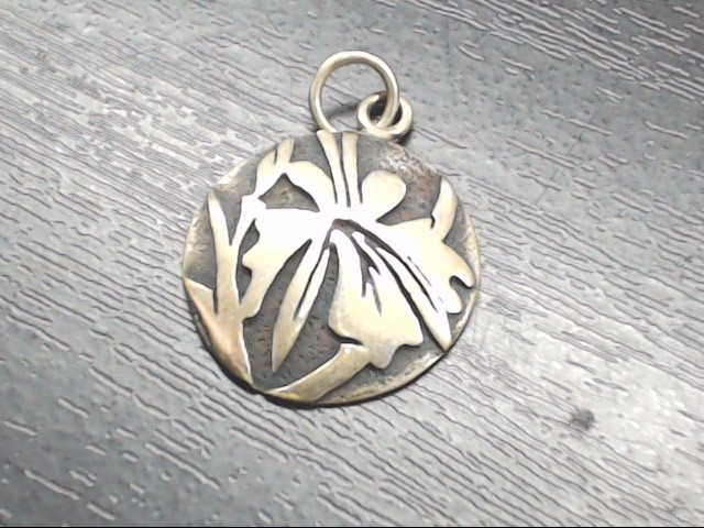 Silver Pendant 925 Silver 2.2g