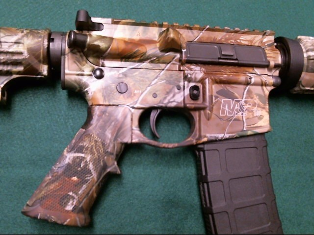 SMITH & WESSON Rifle M&P-15