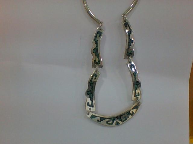 """14"""" Silver Fashion Chain 925 Silver 45.3g"""