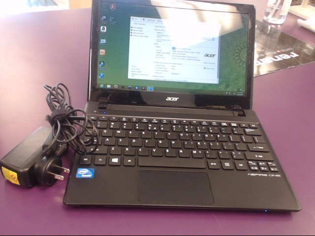 Acer Pc Laptop Netbook Q1vzc Acceptable Buya
