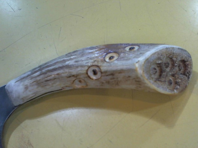 Pocket Knife BONE KNIFE