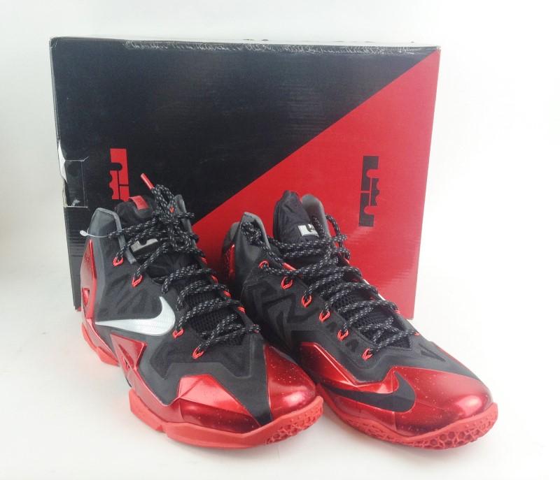 """Nike Lebron XI """"Heat"""""""