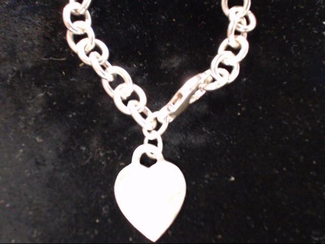 "18"" Silver Chain 925 Silver 73.4g"