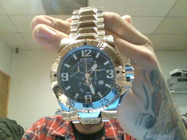 INVICTA Gent's Wristwatch 15294