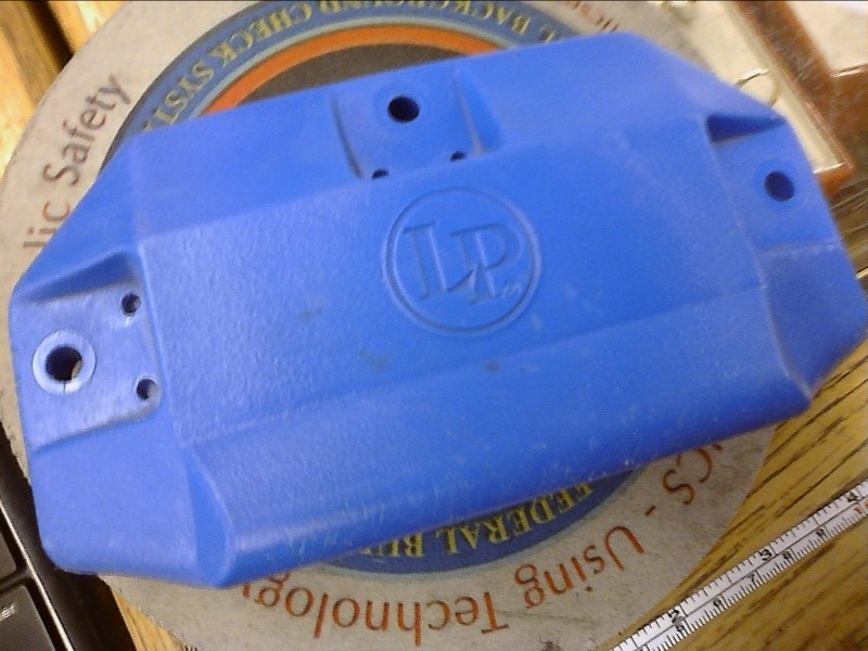 LP MUSIC GROUP Electronic Instrument COW BELL