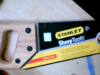 STANLEY Hand Tool SAW