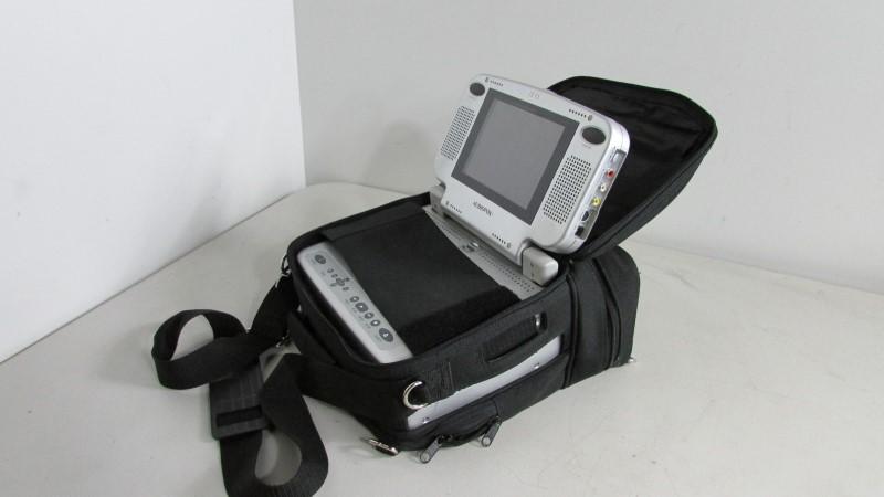 AUDIOVOX Portable DVD Player VBP-4000