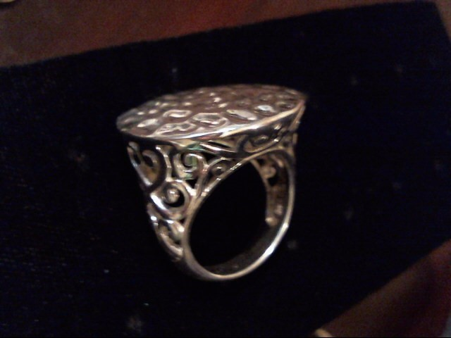 Lady's Silver Ring 925 Silver 9.5g
