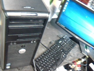 DELL PC Desktop OPTIPLEX 755